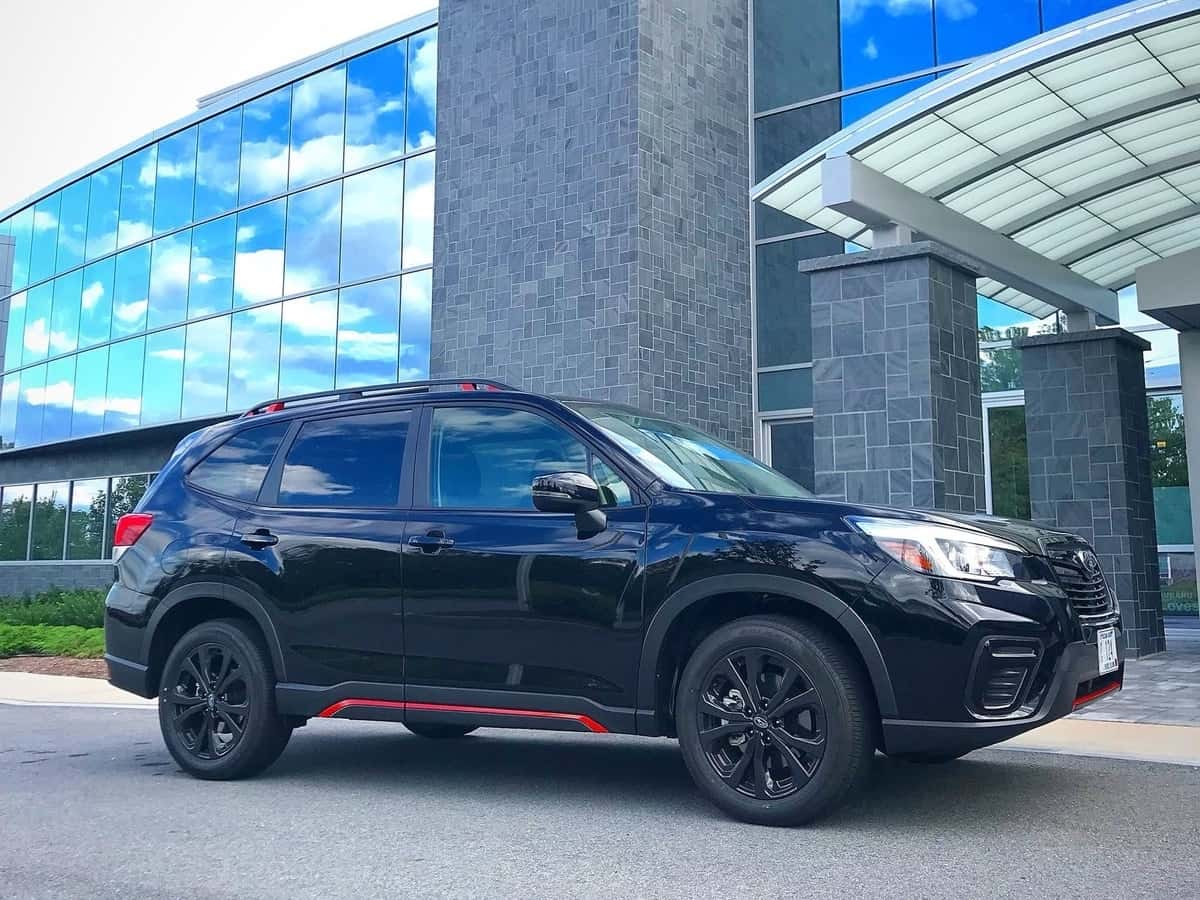 25 Gallery of 2019 Subaru Forester Sport Pictures for 2019 Subaru Forester Sport