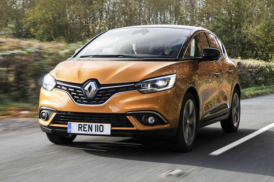 25 Gallery of Renault Scenic 2019 Model for Renault Scenic 2019