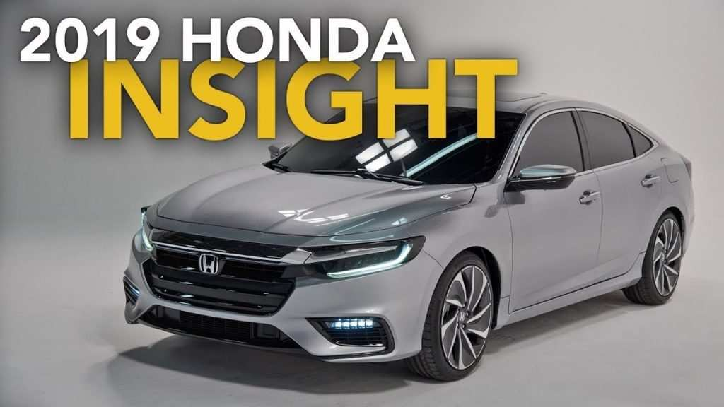 25 Great 2019 Honda Line Up Redesign and Concept for 2019 Honda Line Up