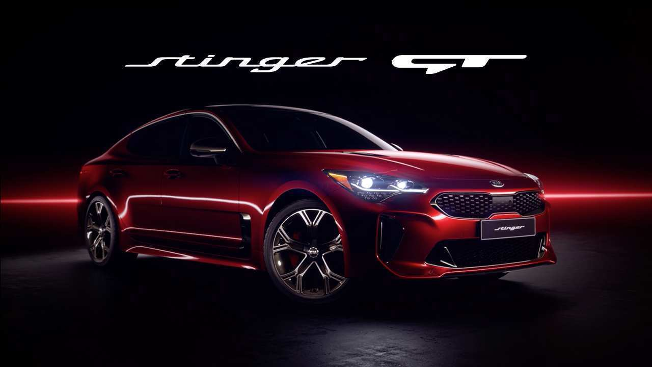 25 Great 2019 Kia Stinger Exterior and Interior with 2019 Kia Stinger