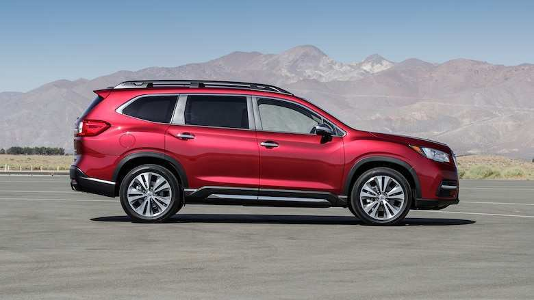 25 Great 2019 Subaru Ascent 0 60 Redesign by 2019 Subaru Ascent 0 60