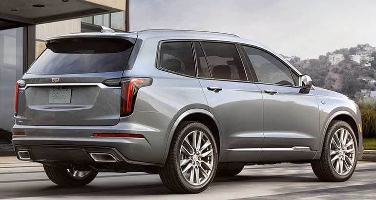 25 Great 2020 Cadillac Xt6 Spy Shoot with 2020 Cadillac Xt6