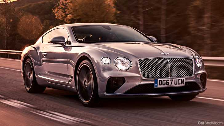 25 New 2019 Bentley Gt Spy Shoot for 2019 Bentley Gt