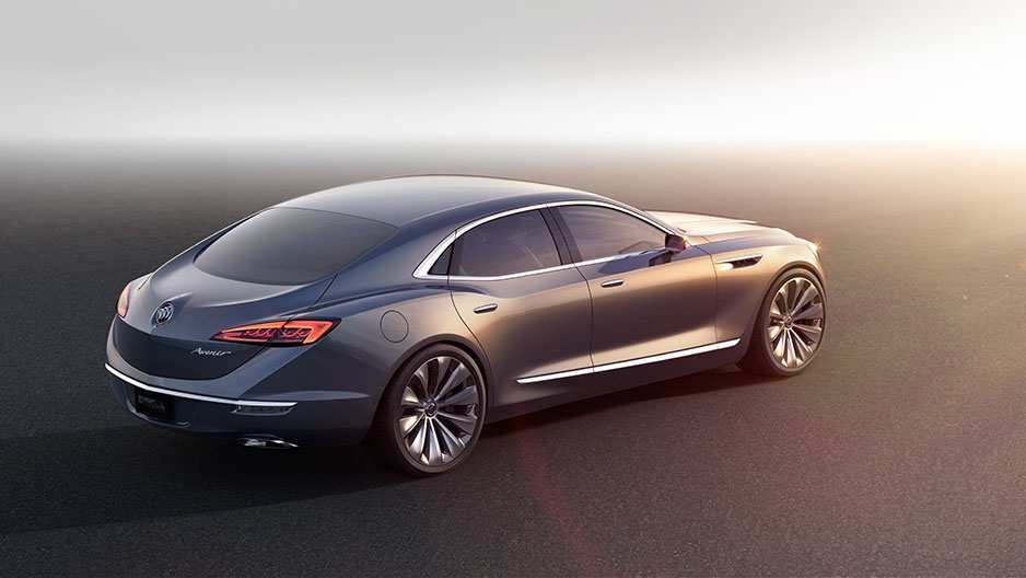 25 New 2019 Buick Concept Rumors with 2019 Buick Concept