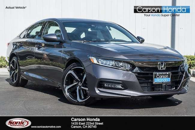 25 New 2019 Honda Accord Sport Configurations for 2019 Honda Accord Sport