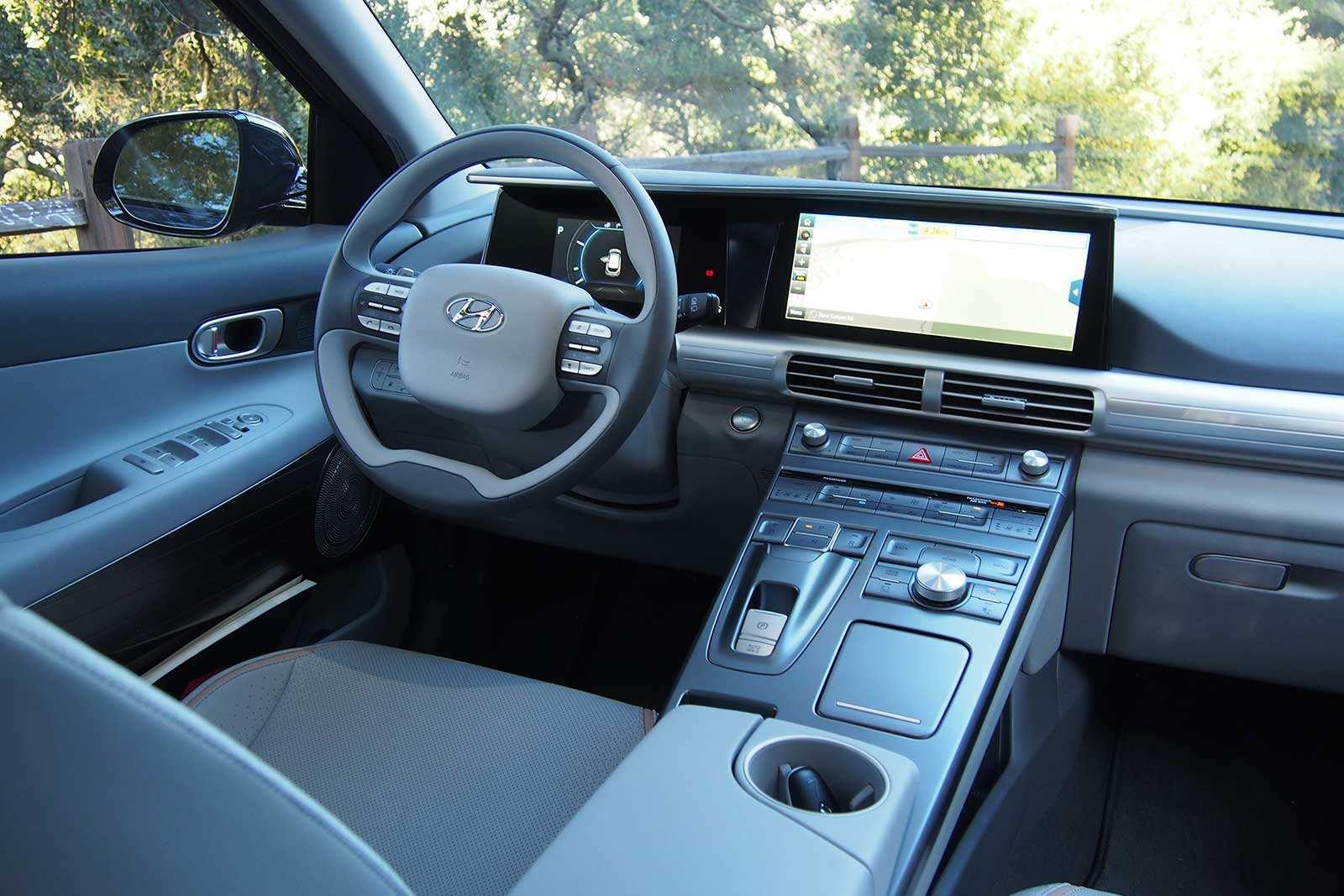 25 New 2019 Hyundai Nexo Interior Picture with 2019 Hyundai Nexo Interior