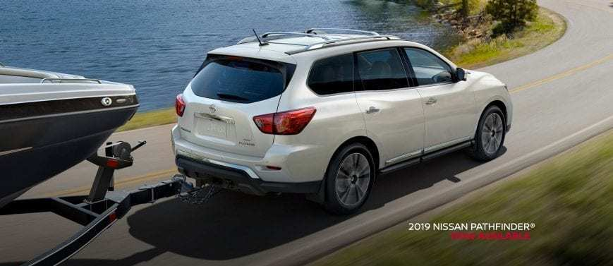 25 New 2019 Nissan Pathfinder Exterior with 2019 Nissan Pathfinder