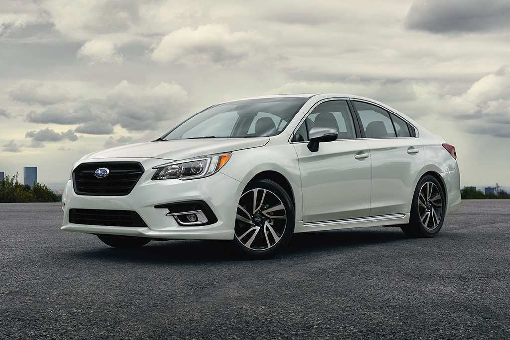25 New 2019 Subaru Legacy Review First Drive with 2019 Subaru Legacy Review