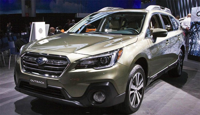 25 New 2020 Subaru Outback Concept Specs and Review for 2020 Subaru Outback Concept