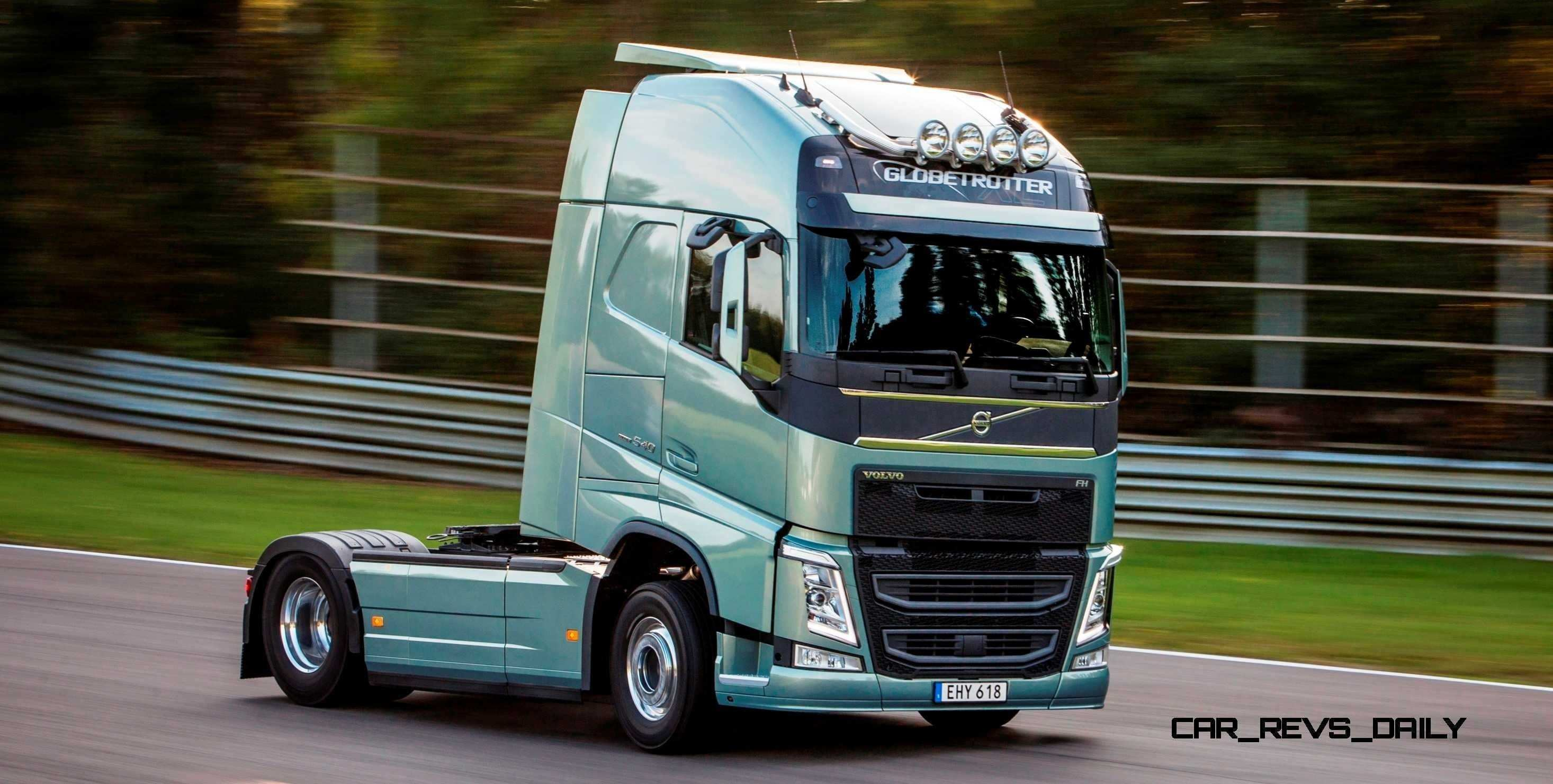 25 New Volvo Fh16 2019 Spesification with Volvo Fh16 2019