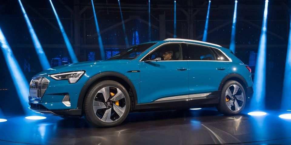 25 The 2019 Audi E Tron Quattro Release Date Interior for 2019 Audi E Tron Quattro Release Date