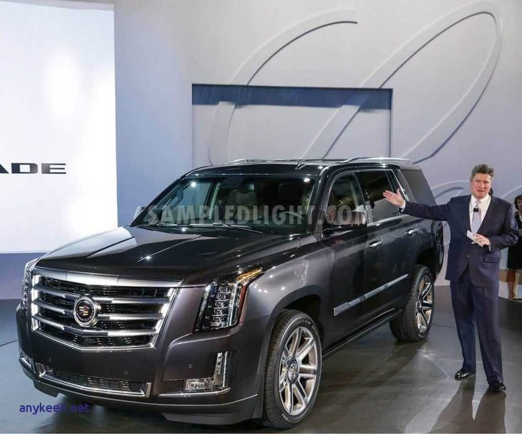 25 The 2019 Cadillac Escalade Concept Model by 2019 Cadillac Escalade Concept