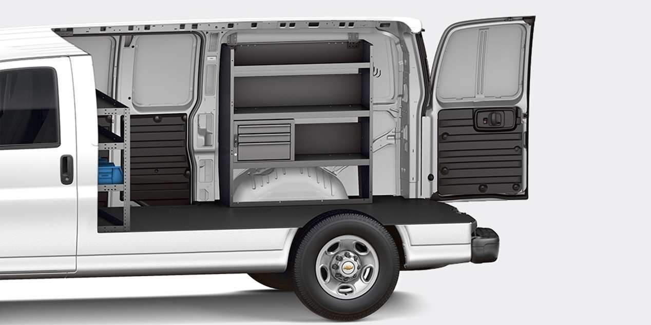 25 The 2019 Chevrolet Express Van Exterior by 2019 Chevrolet Express Van