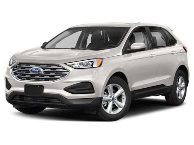 25 The 2019 Ford Edge Photos by 2019 Ford Edge
