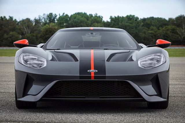 25 The 2019 Ford Gt Specs Overview with 2019 Ford Gt Specs