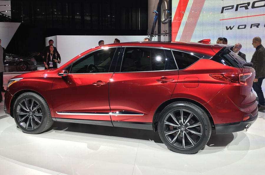 25 The 2019 Honda Acura 2 Interior with 2019 Honda Acura 2