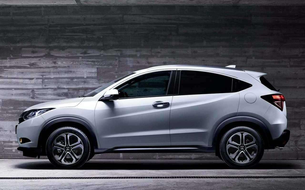 25 The 2019 Honda Hrv Rumors Rumors with 2019 Honda Hrv Rumors