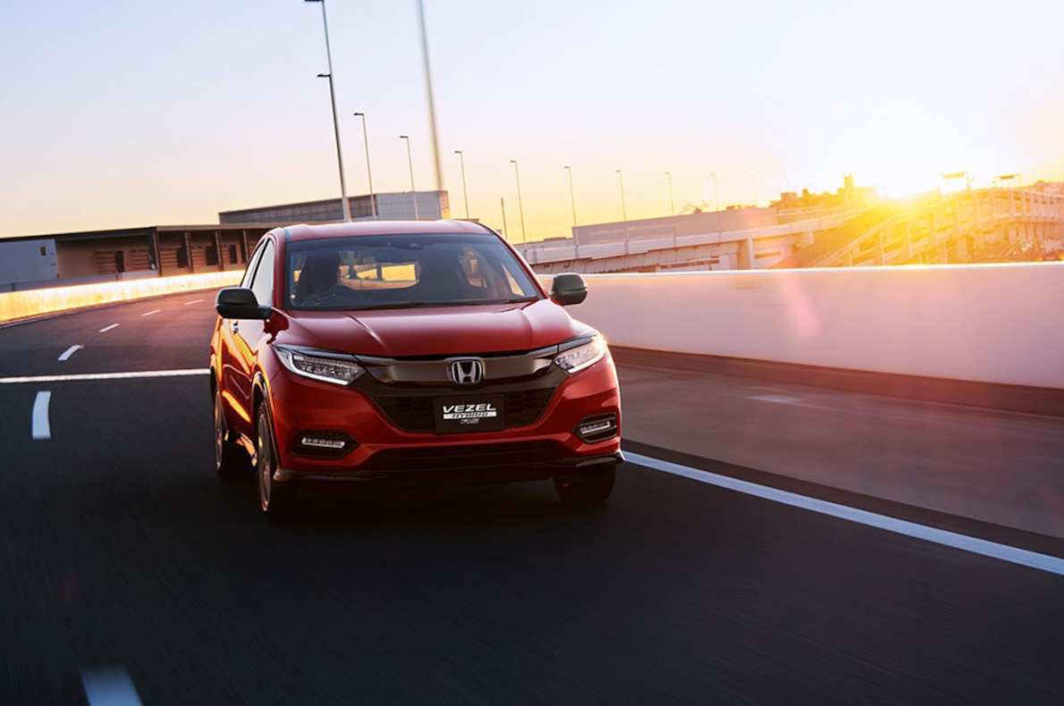25 The 2019 Honda Vezel Performance with 2019 Honda Vezel
