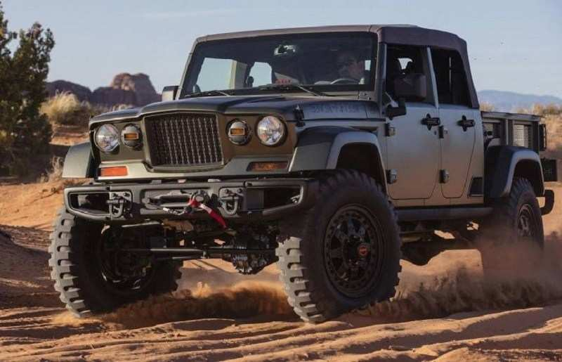 25 The 2019 Jeep Diesel Interior with 2019 Jeep Diesel