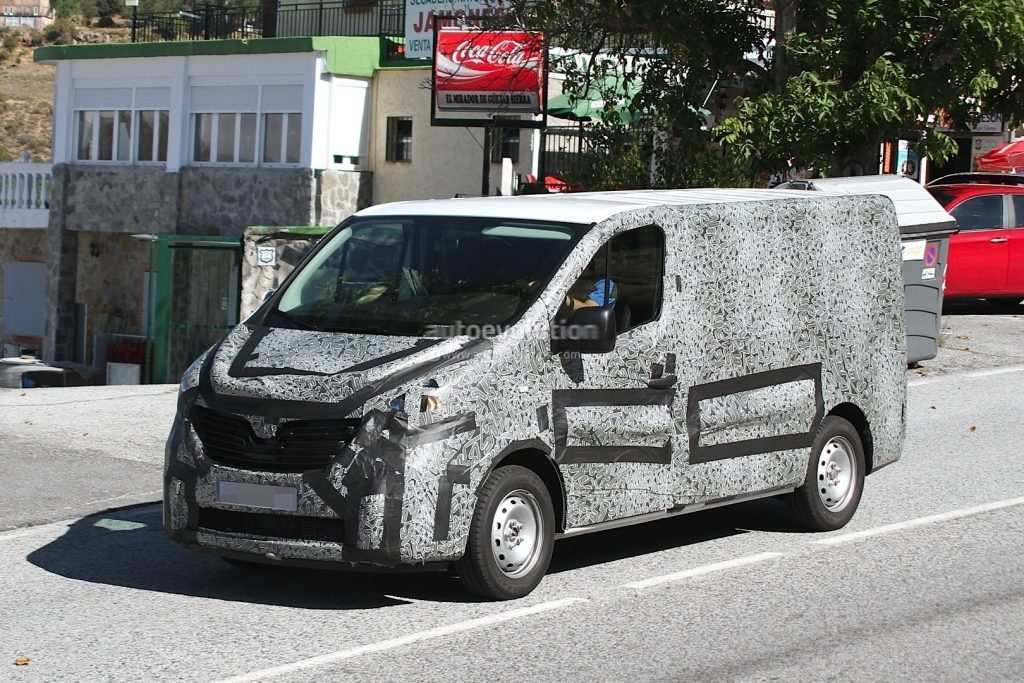 25 The 2019 Renault Trafic Price with 2019 Renault Trafic