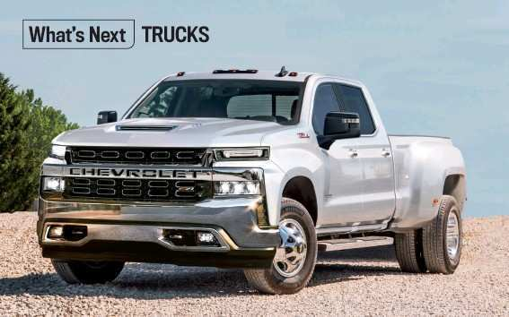 25 The 2020 Chevrolet Silverado 2500 Wallpaper by 2020 Chevrolet Silverado 2500