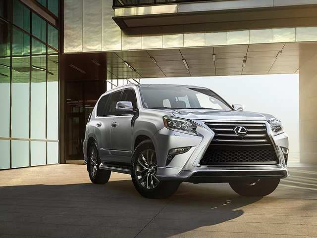 25 The 2020 Lexus Gx 460 Redesign Performance and New Engine by 2020 Lexus Gx 460 Redesign
