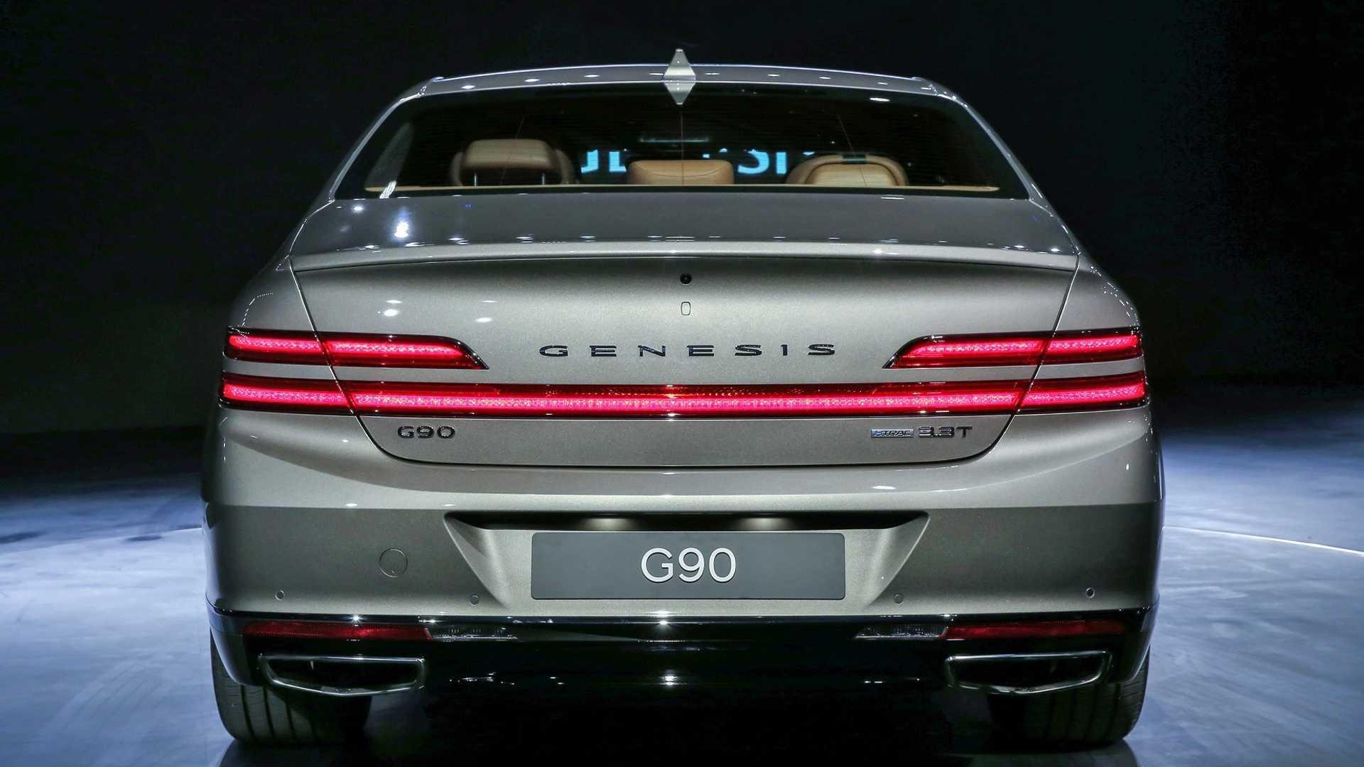 25 The Genesis Car 2020 Spy Shoot with Genesis Car 2020