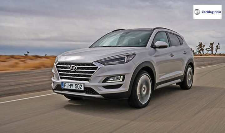 25 The Hyundai Tucson 2019 Facelift Performance for Hyundai Tucson 2019 Facelift