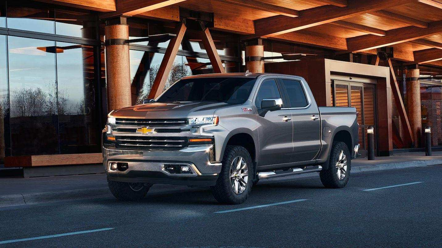 26 All New 2019 Chevrolet Silverado Release Date Exterior and Interior by 2019 Chevrolet Silverado Release Date
