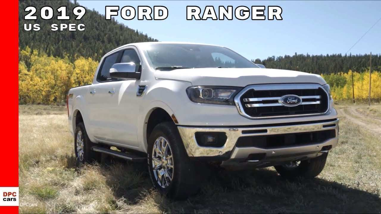 26 All New 2019 Ford Ranger Xlt New Concept with 2019 Ford Ranger Xlt