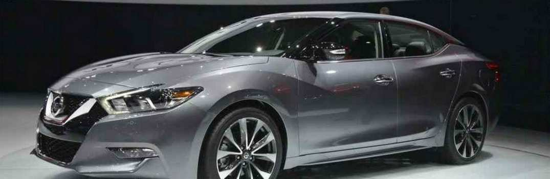 26 All New 2019 Nissan Maxima Release Date for 2019 Nissan Maxima