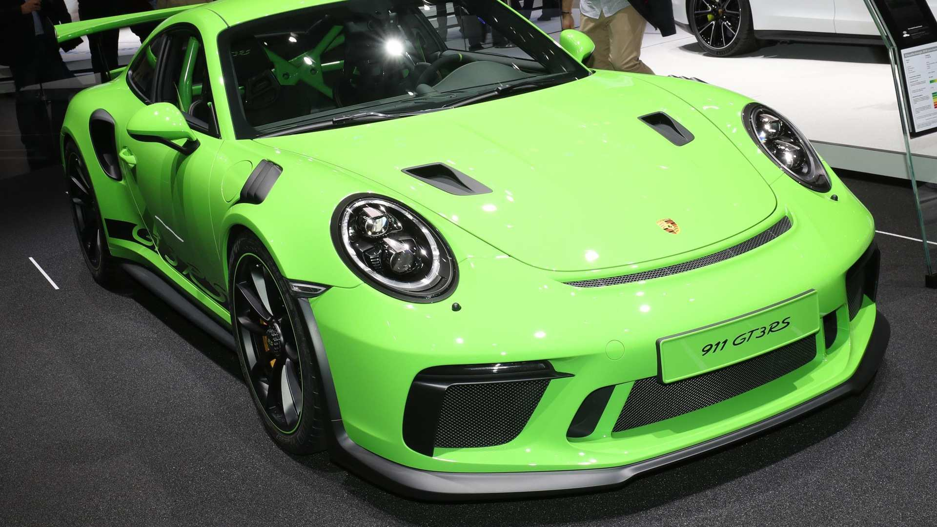 26 All New 2019 Porsche Gt3 Rs Prices by 2019 Porsche Gt3 Rs