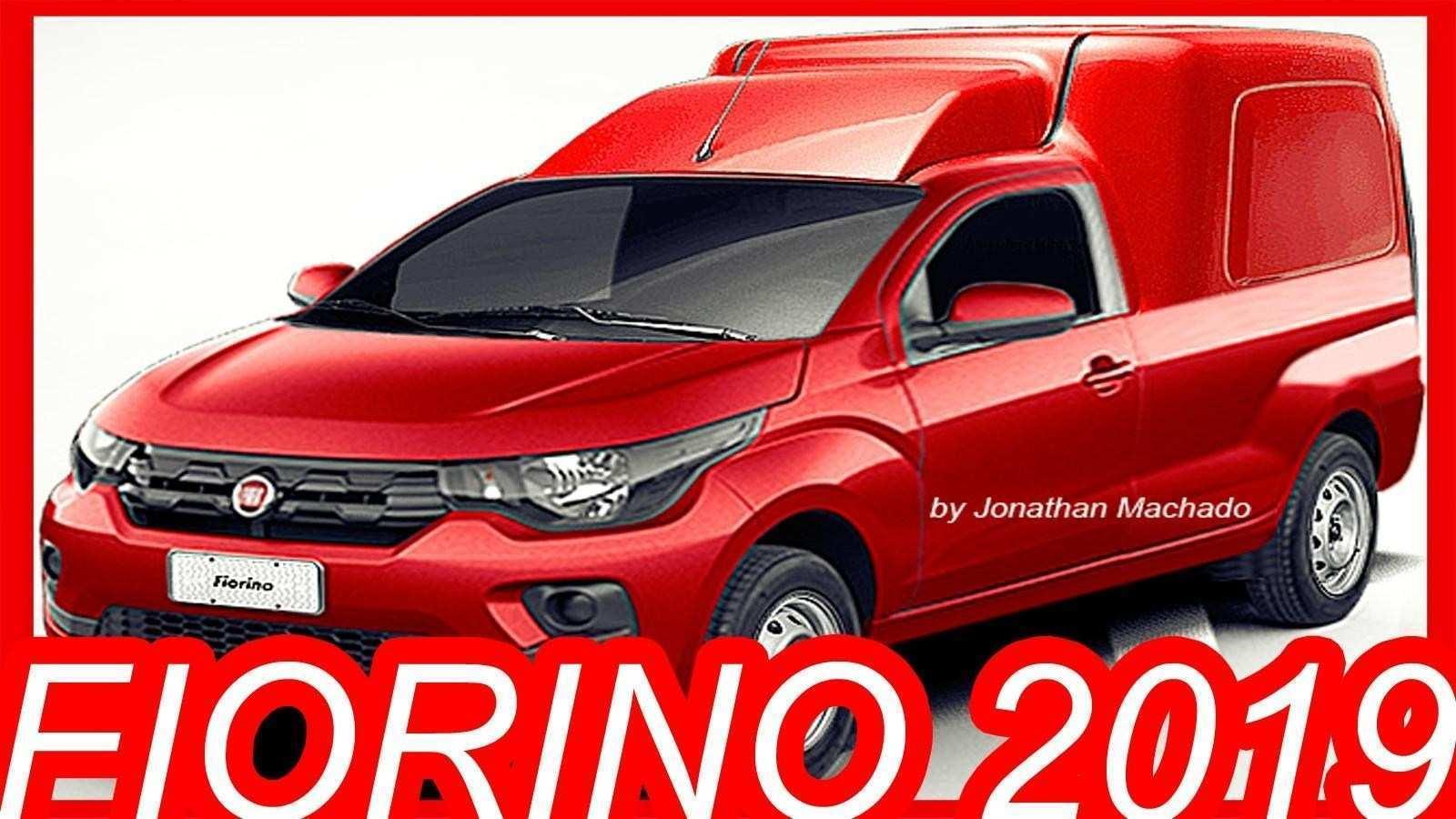 26 All New Fiat Fiorino 2019 Exterior with Fiat Fiorino 2019