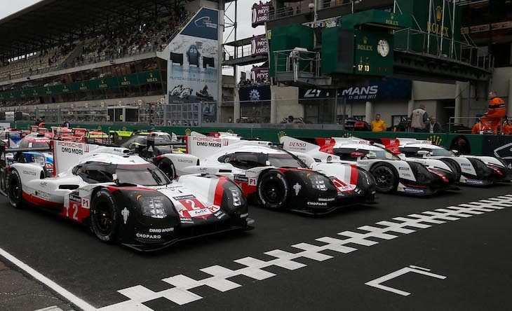 26 All New Peugeot Le Mans 2020 First Drive with Peugeot Le Mans 2020