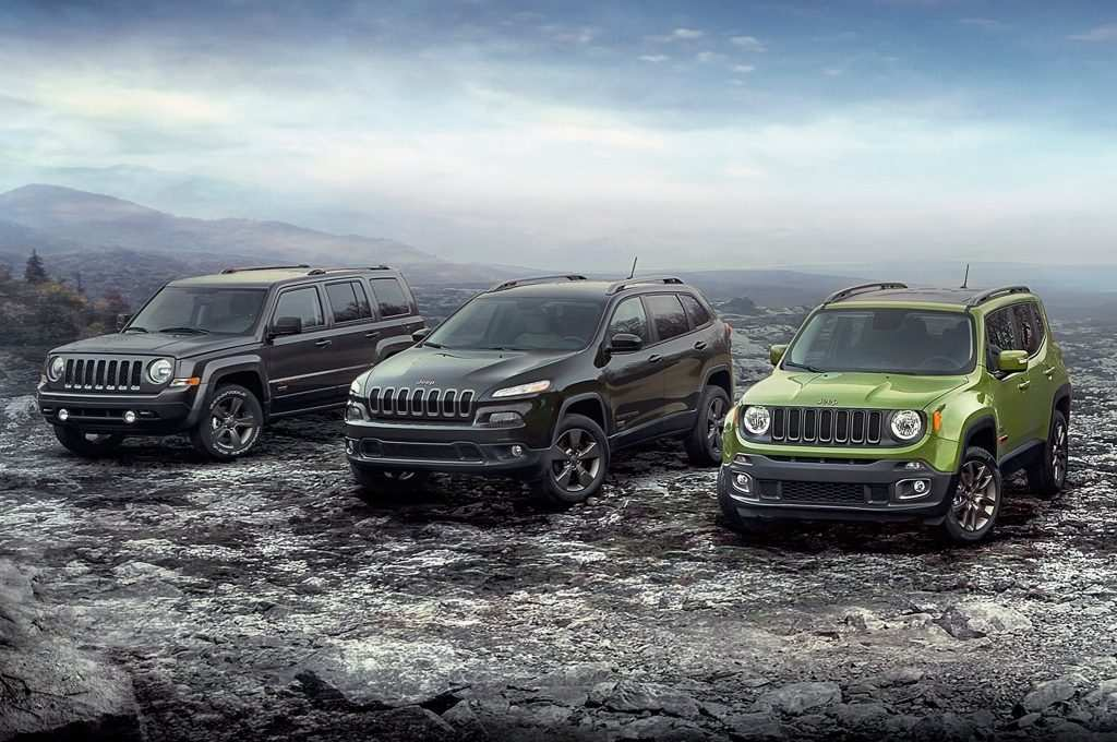 26 Best Review 2019 Jeep Lineup Redesign for 2019 Jeep Lineup