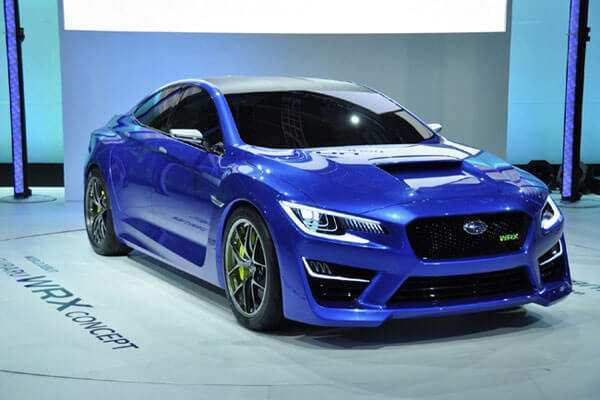 26 Best Review 2019 Subaru Sti Specs Interior for 2019 Subaru Sti Specs