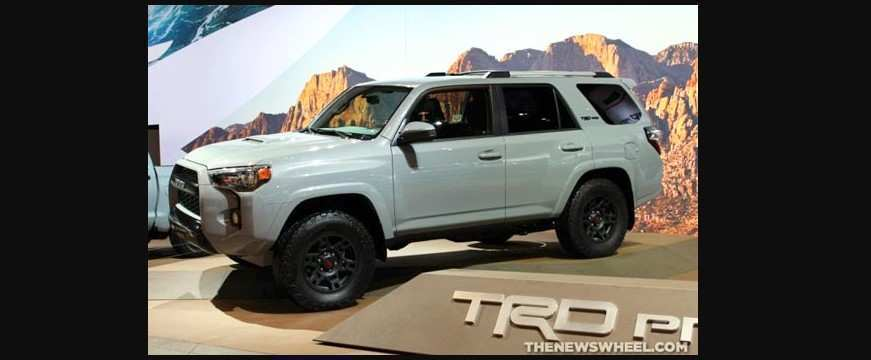 26 Best Review 2019 Toyota 4Runner Trd Pro Review New Review with 2019 Toyota 4Runner Trd Pro Review