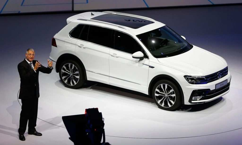 26 Best Review 2019 Volkswagen Tiguan Review Redesign with 2019 Volkswagen Tiguan Review