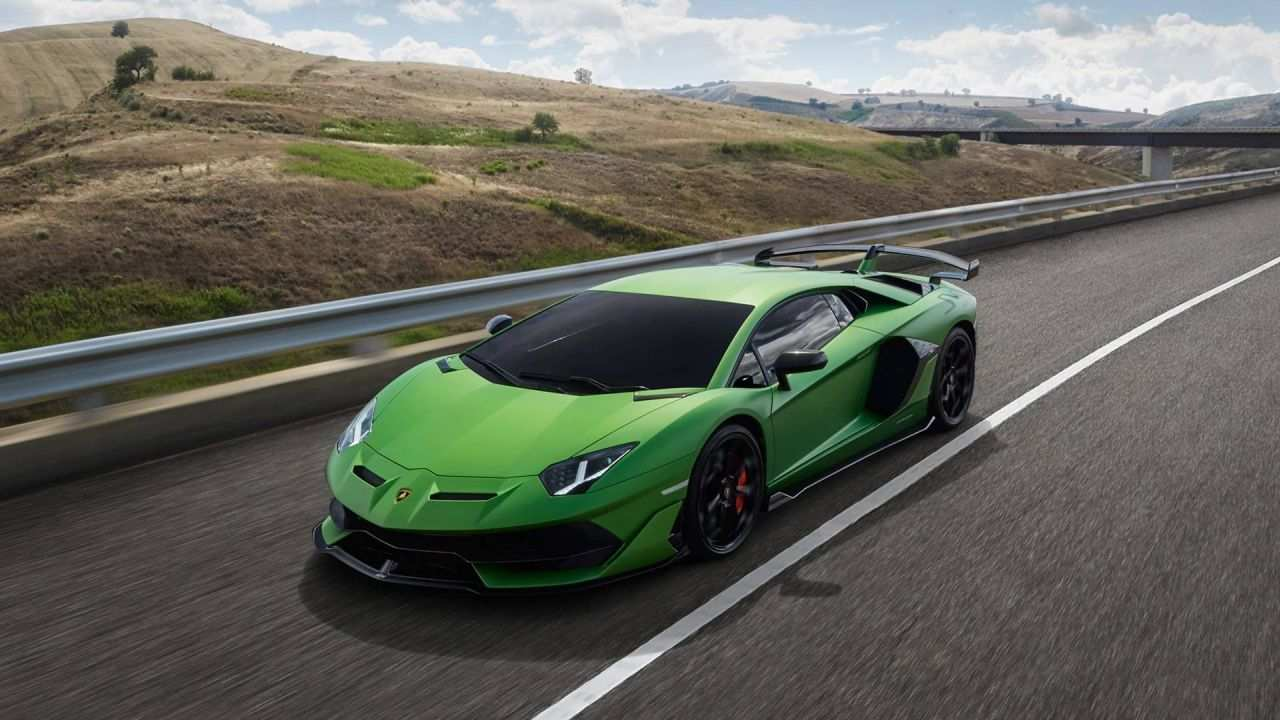 26 Best Review 2020 Lamborghini Svj Performance and New Engine with 2020 Lamborghini Svj