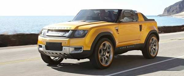 26 Best Review Land Rover Pickup 2019 Concept with Land Rover Pickup 2019