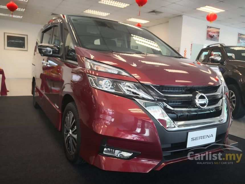 26 Best Review Nissan Serena 2019 Spesification for Nissan Serena 2019