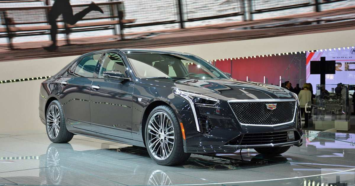 26 Concept of 2019 Cadillac Ct6 Spesification by 2019 Cadillac Ct6