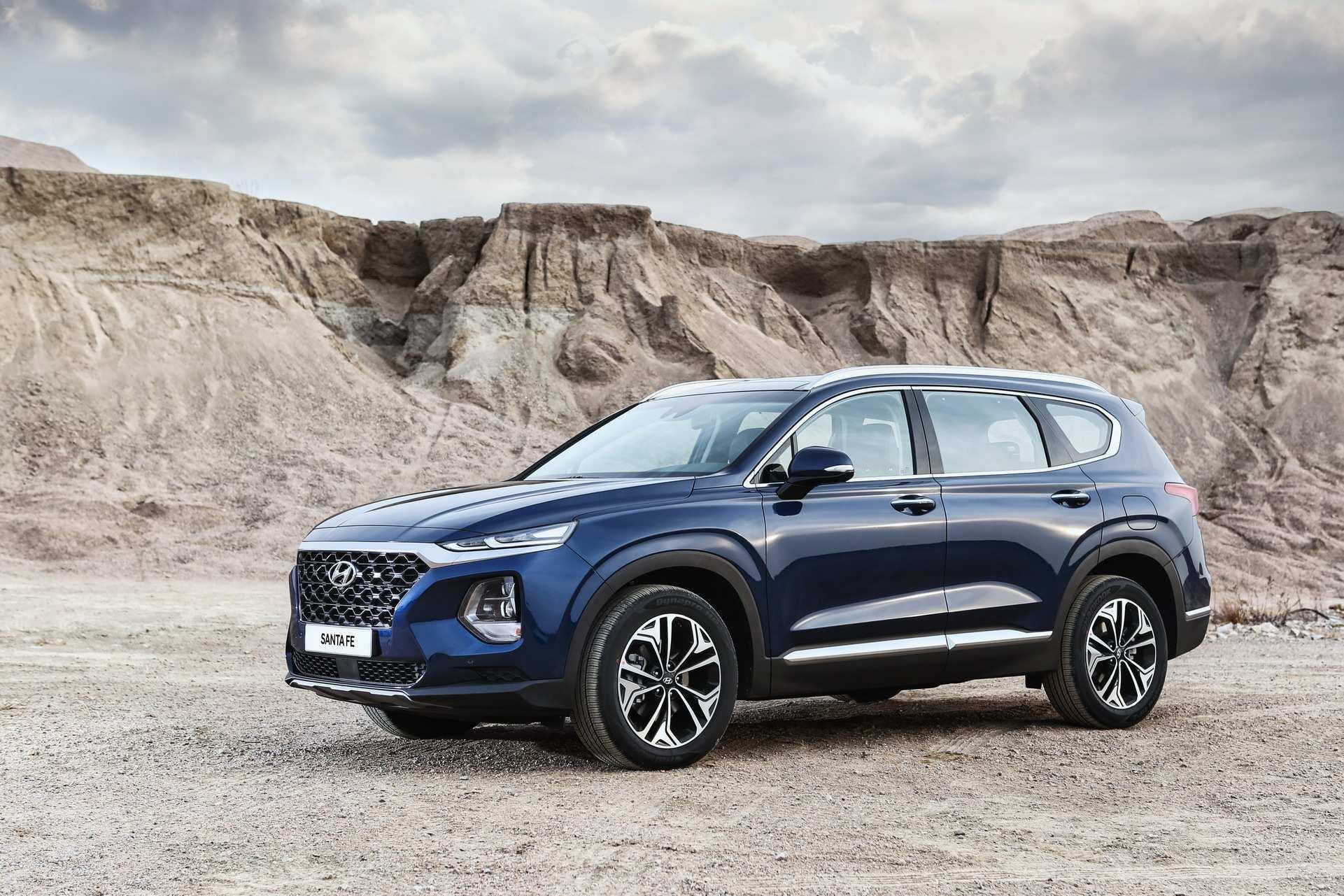26 Concept of 2019 Hyundai Santa Fe Launch Reviews by 2019 Hyundai Santa Fe Launch