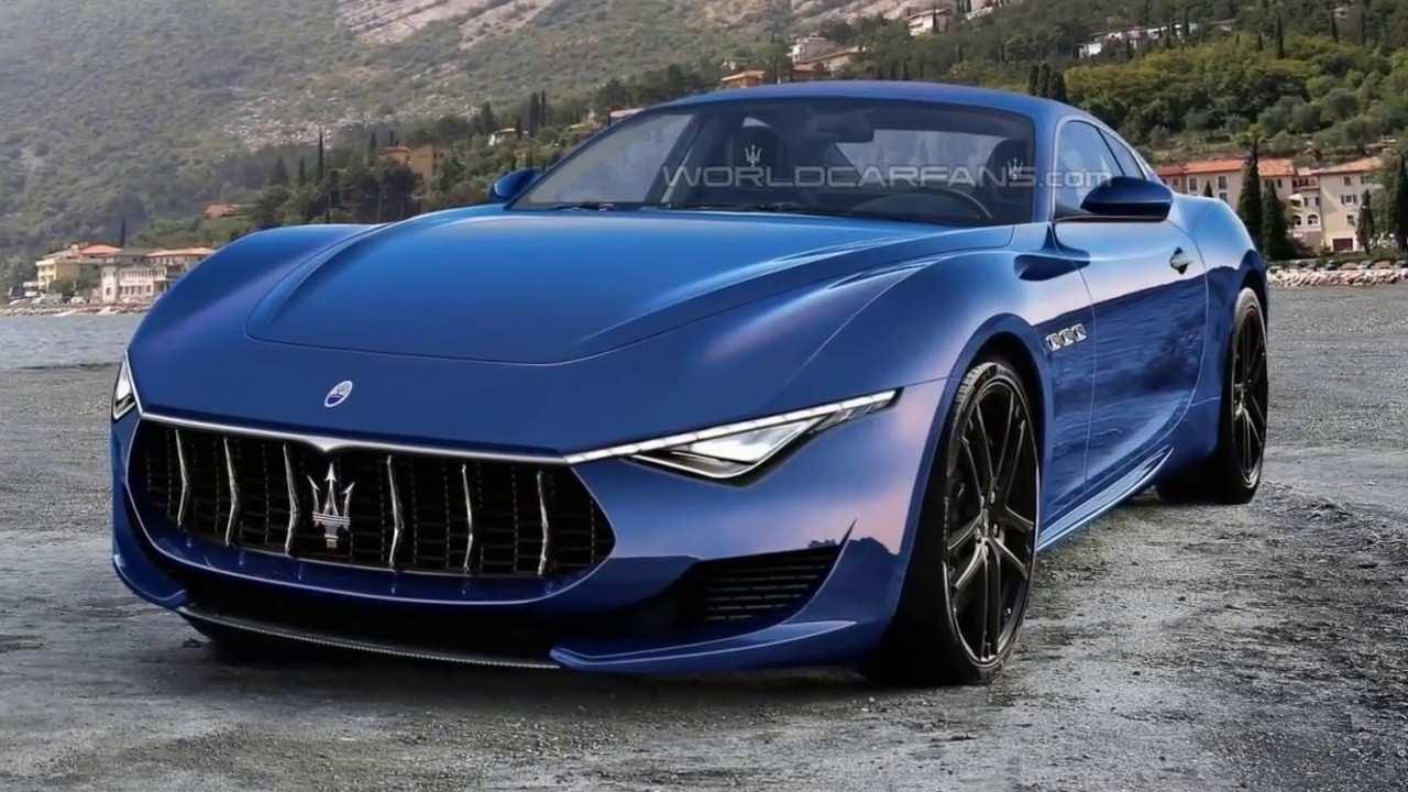 26 Concept of 2019 Maserati Alfieri Exterior for 2019 Maserati Alfieri