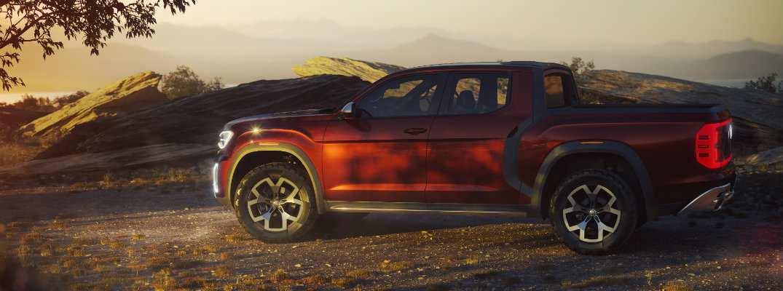 26 Concept of 2019 Volkswagen Pickup Truck Release Date with 2019 Volkswagen Pickup Truck