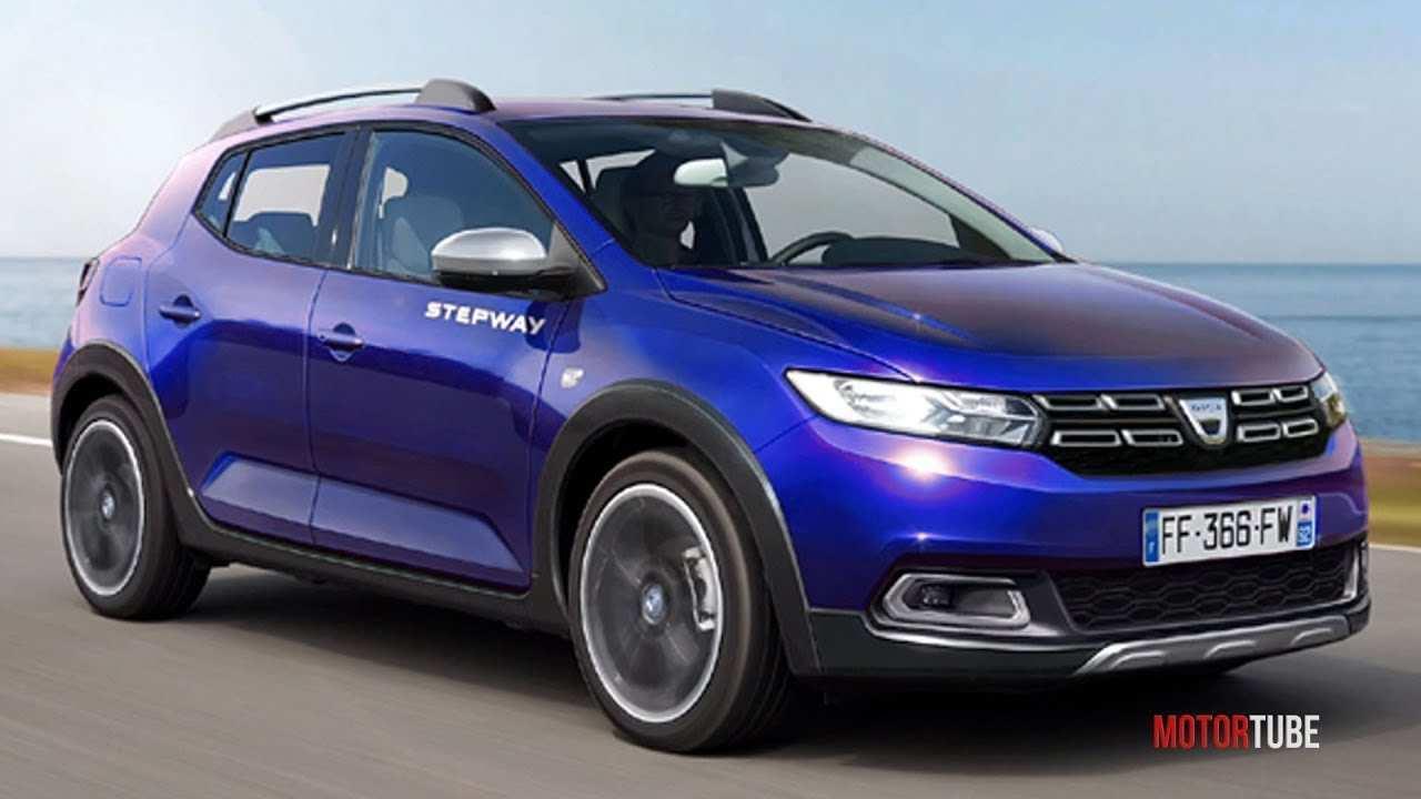 26 Concept of Dacia Sandero 2020 Review with Dacia Sandero 2020