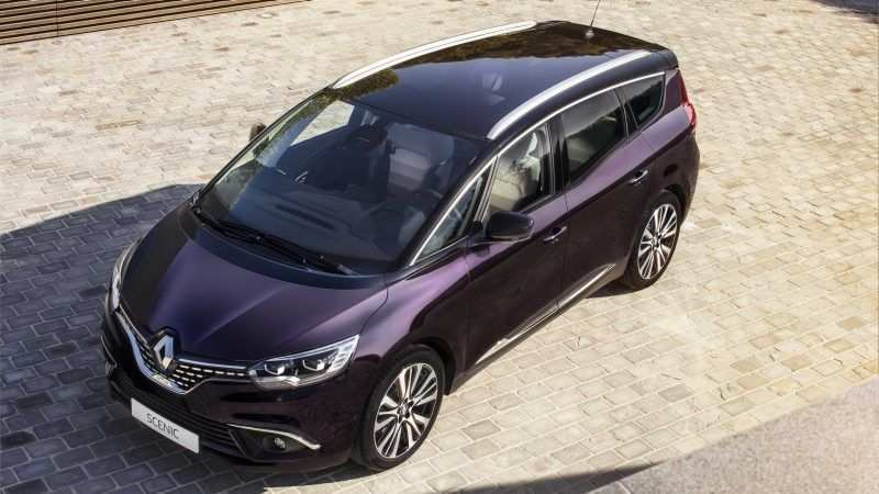 26 Concept of Renault Scenic 2019 Style with Renault Scenic 2019
