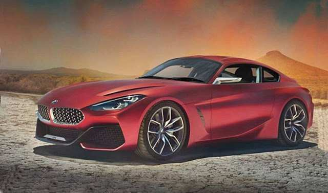 26 Gallery of 2019 Bmw Z4 Concept Specs and Review by 2019 Bmw Z4 Concept