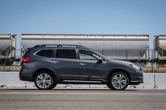 26 Gallery of 2019 Subaru Ascent Video Pricing with 2019 Subaru Ascent Video