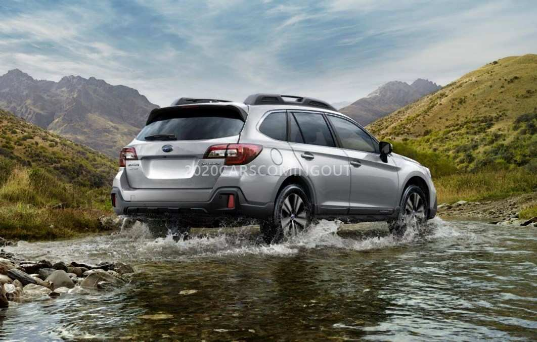 26 Gallery of 2019 Subaru Outback Redesign Photos for 2019 Subaru Outback Redesign